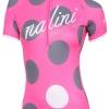 **สินค้าพรีออเดอร์**เสื้อปั่นจักรยานผู้หญิงสีชมพู Size S-3XL