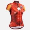 **พรีออเดอร์** เสื้อปั่นจักรยานผู้หญิง เสื้อจักรยาน fixgear เนื้อผ้าดี สินค้าส่งออกเกาหลี