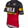 **สินค้าพรีออเดอร์** เสื้อปั่นจักรยาน santini imola 2015