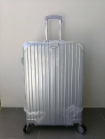 กระเป๋าเดินทางขอบมิเนียม 28 นิ้ว
