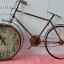 นาฬิกาสไตล์วินเทจ รูปทรงจักรยานวินเทจสีแดงสวยๆเก๋ๆ thumbnail 1