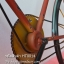 นาฬิกาสไตล์วินเทจ รูปทรงจักรยานวินเทจสีแดงสวยๆเก๋ๆ thumbnail 3