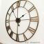 นาฬิกาติดผนังขนาดใหญ่ Vintage Design เลขโรมัน thumbnail 2