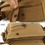 CV12-Black กระเป๋าสะพายข้าง ผ้าแคนวาส MO&Y สีดำ thumbnail 10