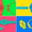 Casio G-Shock S-Series Vivid Colors รุ่น GMA-S110VC-3A thumbnail 2