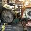 นาฬิกาตั้งโต๊ะตกแต่งบ้าน สไตล์วินเทจ รูปจักรยานโบราณเก่าๆ thumbnail 1