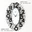 นาฬิกาติดผนัง Modern ดีไซน์รูปรังนก สวยๆเก๋ๆ thumbnail 1