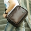 LT42-Brown กระเป๋าสะพายข้าง หนัง PU สีน้ำตาล thumbnail 5
