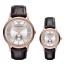 นาฬิกาคู่ EMPORIO ARMANI Watch, CLASSIC BROWN AR9101 thumbnail 1