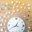 นาฬิกาติดผนัง Modern Style รุ่นรัศมีกระจกเยอะ thumbnail 3