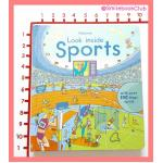 Usborne : Look Inside Sports