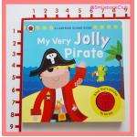 My Very Jolly Pirate - Sound Book