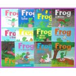 Frog Stories Collection - 12 Books