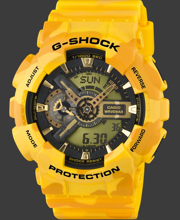 Casio G-Shock รุ่น GA-110CM-9