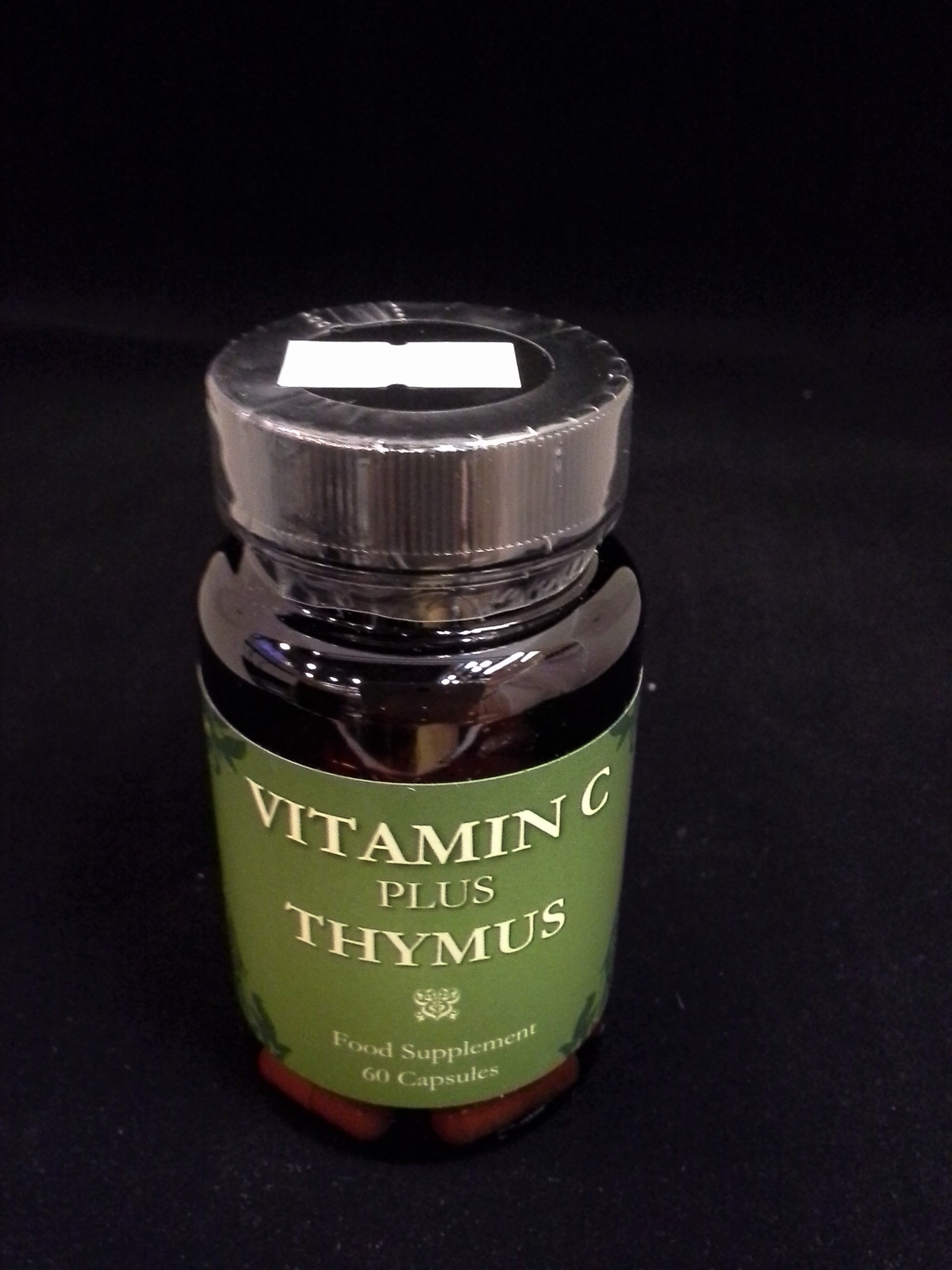 Vitamin C plus THYMUS 60's