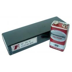 กล่องFB02 Boxกล่องพลาสติกเอนกประสงค์36*118*21 mm.