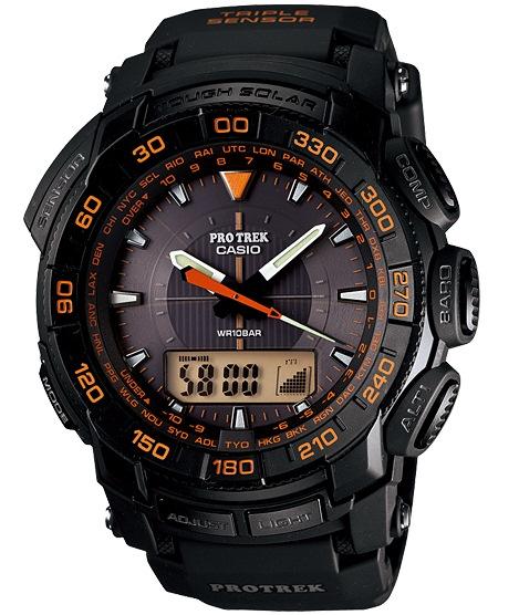 Casio Protrek รุ่น PRG-550-1A4DR