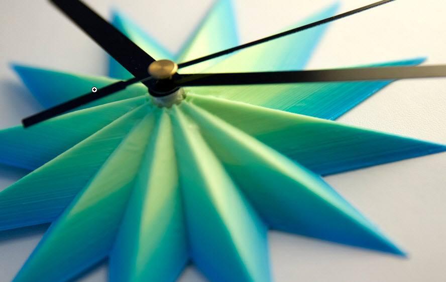 PLA Filament แบบสีผสม