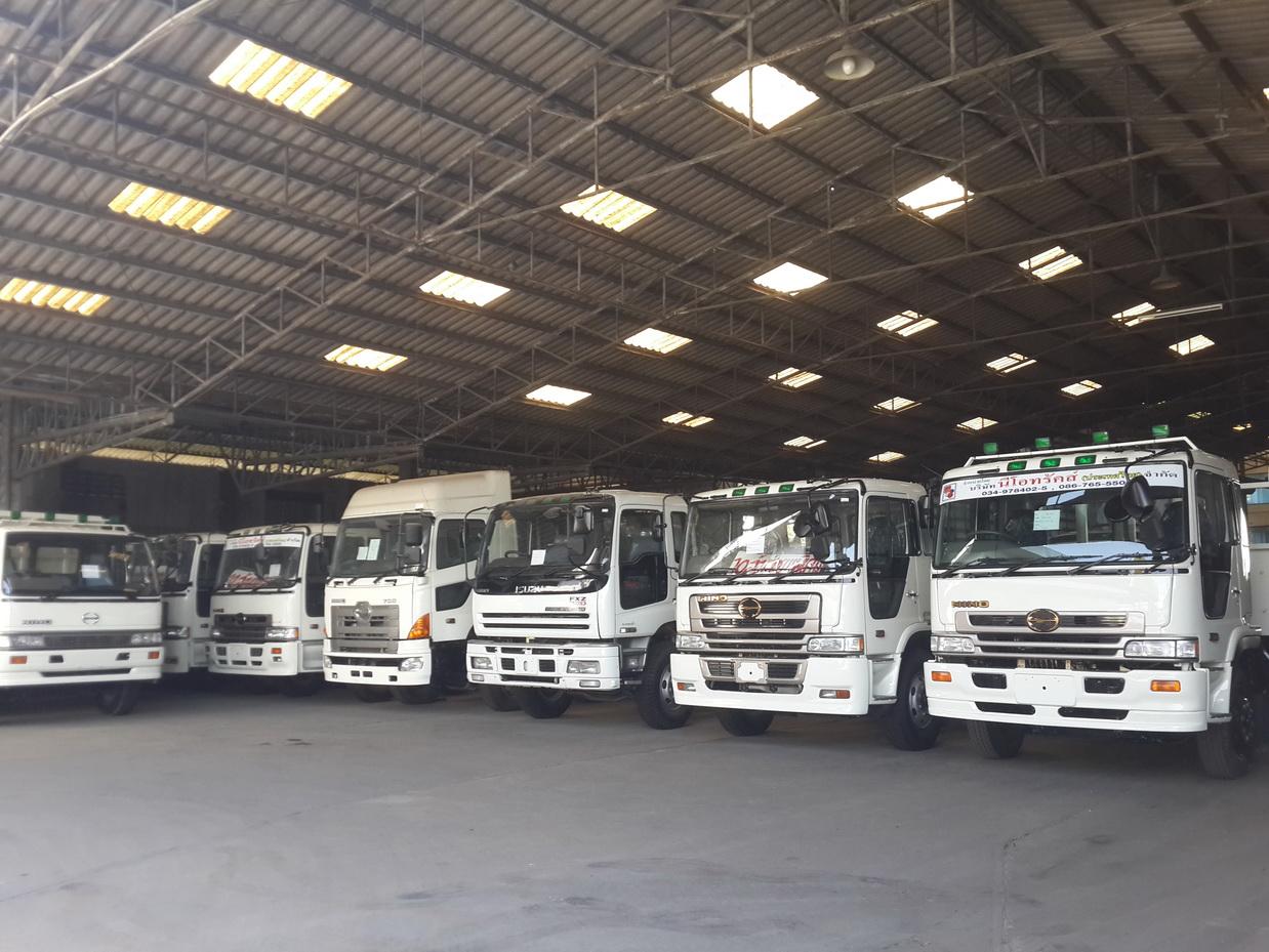 รถบรรทุก4ล้อ 6ล้อ 10ล้อ 12ล้อ หัวลาก พร้อมทะเบียน เอก นีโอทรัคส์ 086-7655500