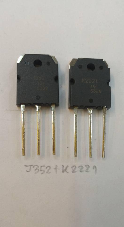 J352+K2221 ขายเป็นคู่ ราคาคู่ล่ะ