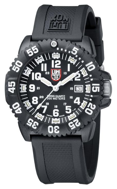 Luminox รุ่น LUMINOX 3051 Men's EVO Navy Seal Dive Watch Colormark