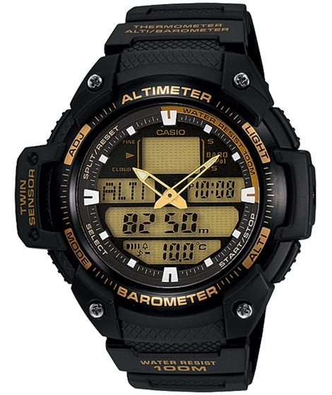 Casio Outgear รุ่น SGW-400H-1B2VDR