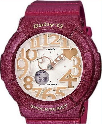 Casio Baby-G รุ่น BGA-131-4B2DR