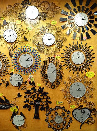 นาฬิกาติดผนังโมเดิร์น นาฬิกาแขวนผนังสวยๆ