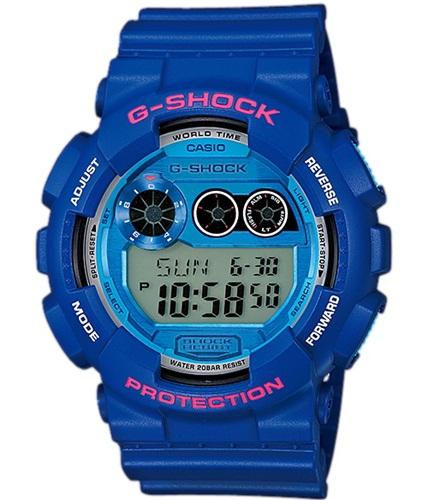 Casio G-Shock รุ่น GD-120TS-2DR LIMITED MODELS