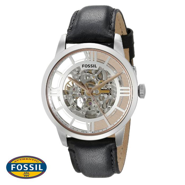 นาฬิกา FOSSIL ME3041 Men Watch Automatic Movement Leather Strap 42 mm