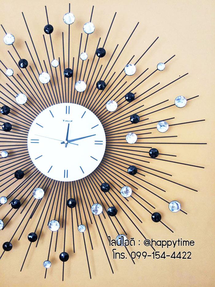 นาฬิกาแขวนตกแต่งบ้าน