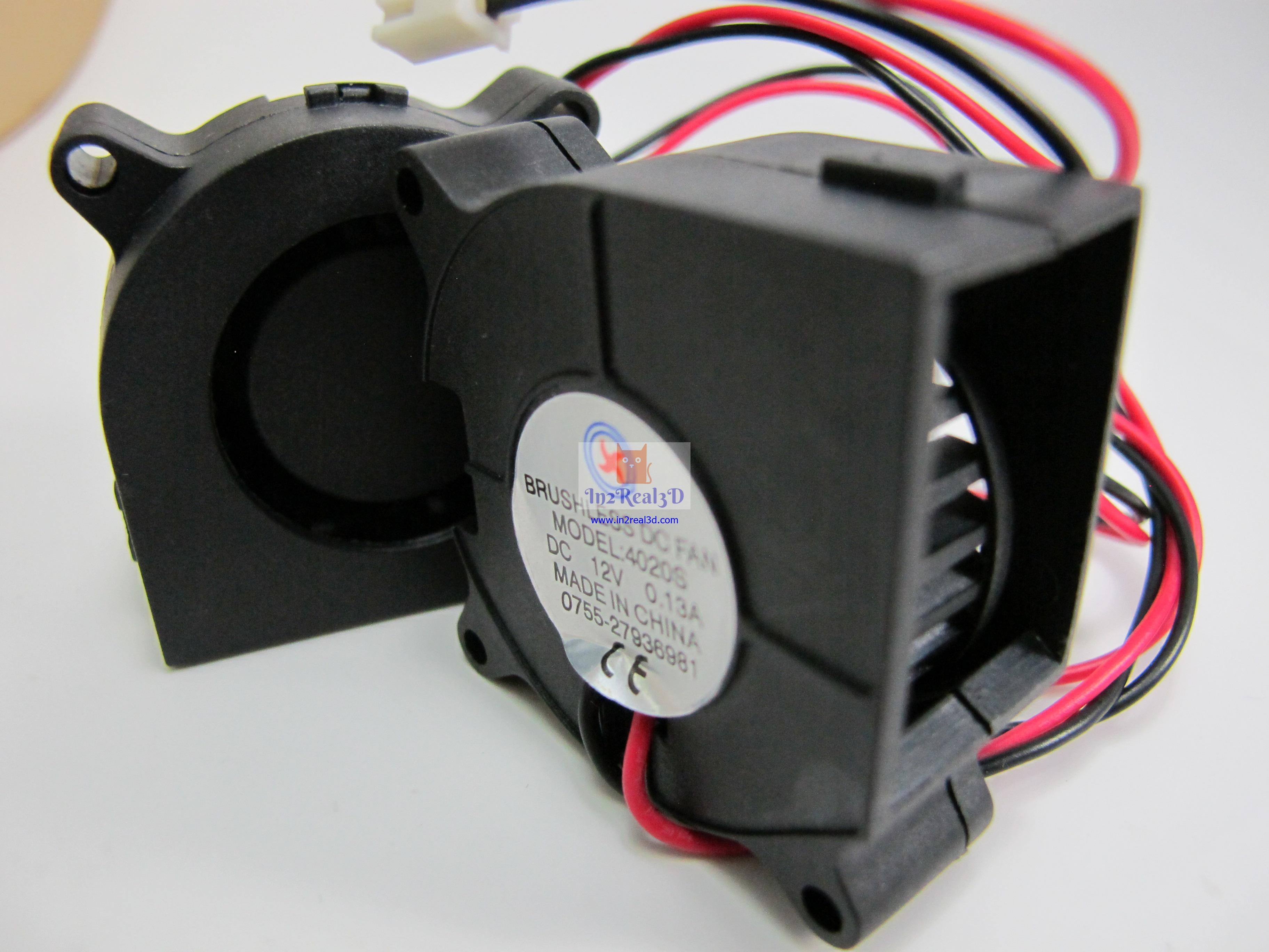 Centrifugal Fan 40 x 40 x 20mm