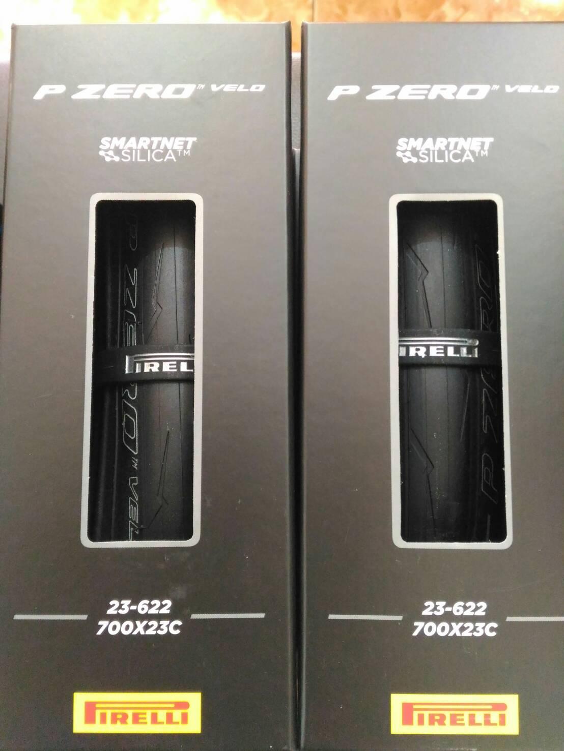 ยางนอกเสือหมอบ Pirelli P Zero มี 2 ขนาด