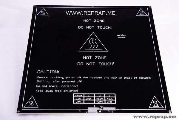 Heat bed MK3 ขนาด 200X200 mm