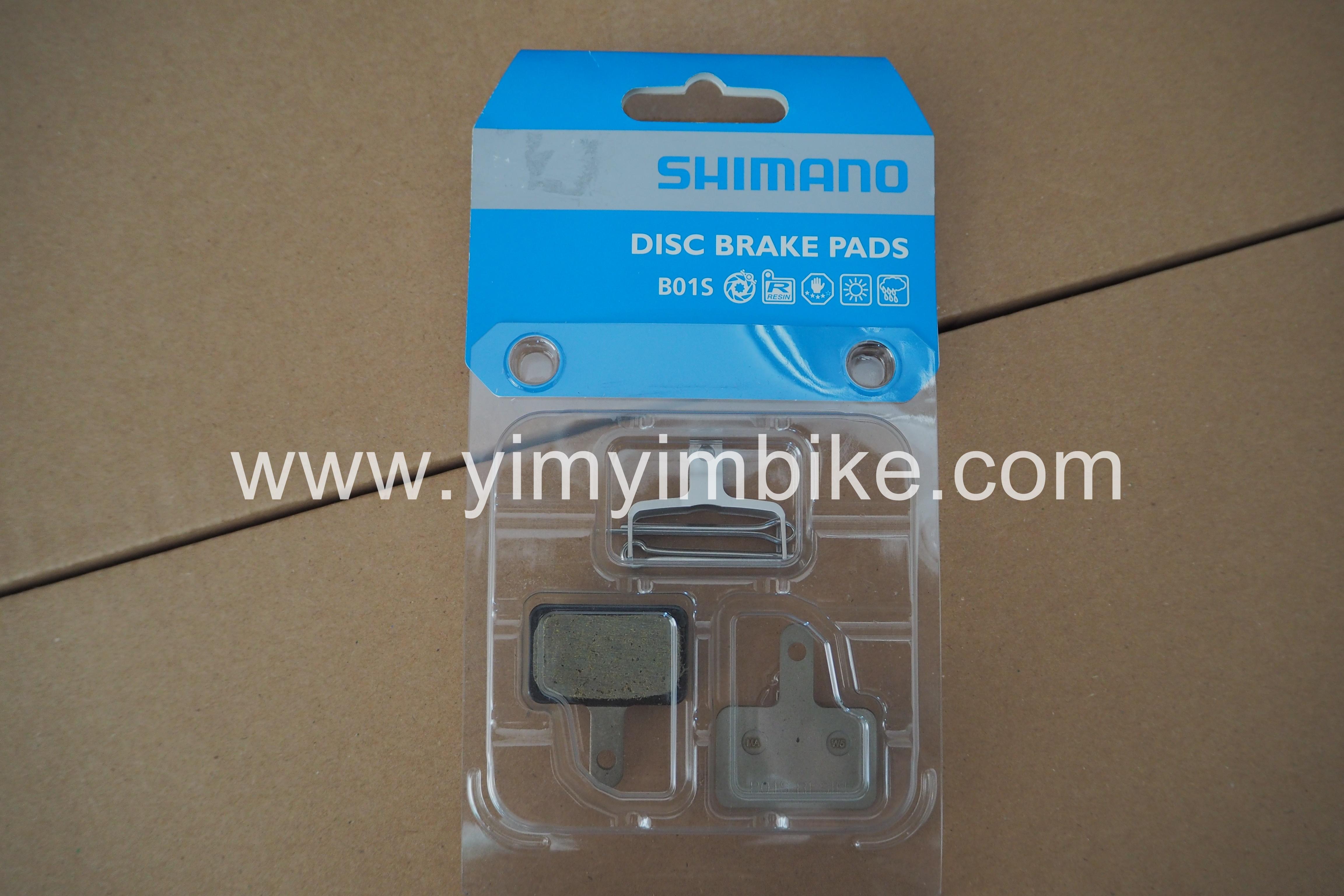 ผ้าเบรค เสือภูเขา Shimano BO1S Shimano/Tektro