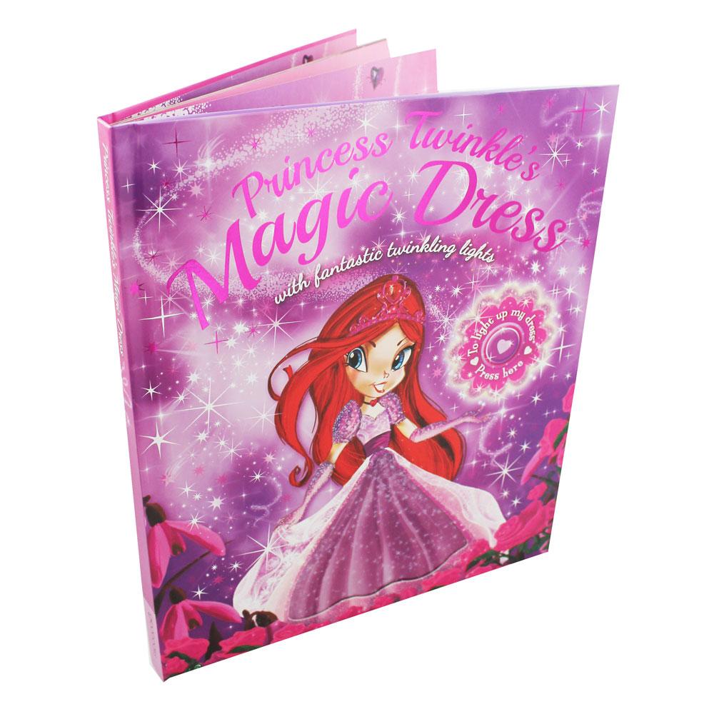 Princess Twinkles Magic Dress