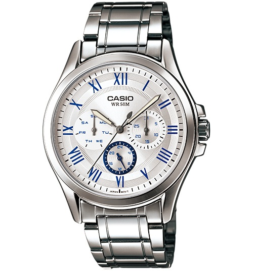 Casio Standard รุ่น MTP-E301D-7B2VDF