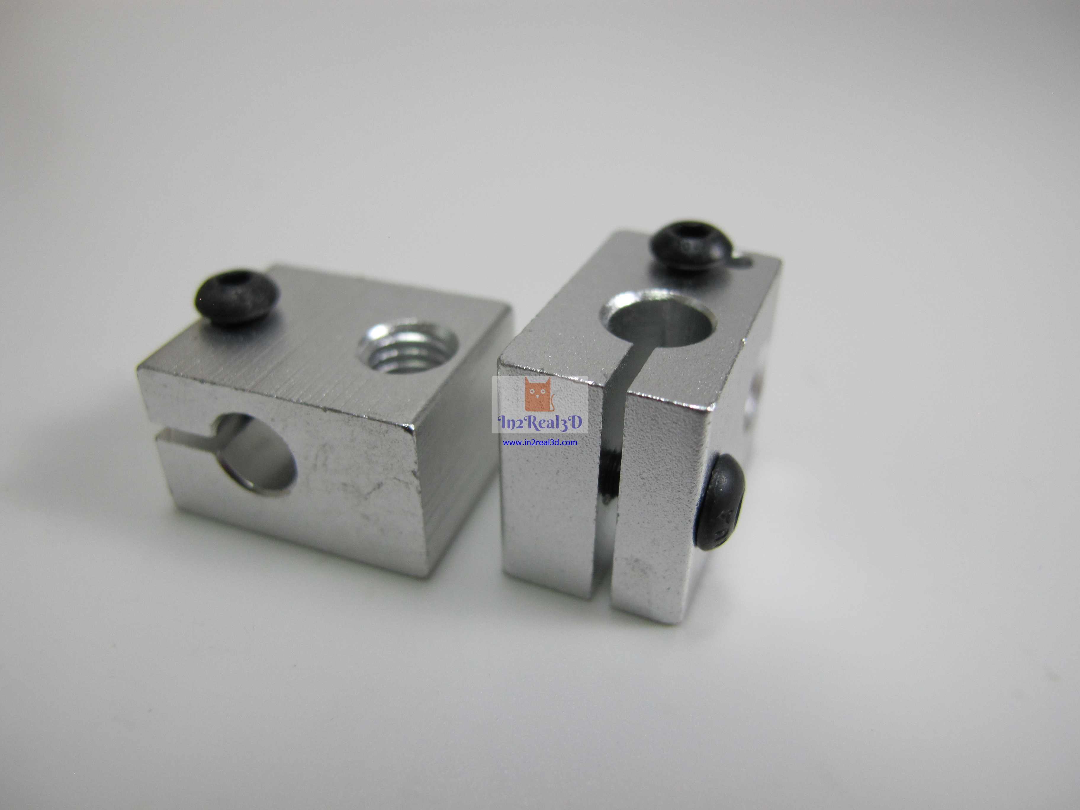 E3D Heat block 16x20x12 mm