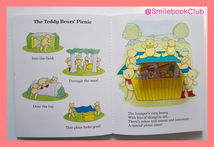 Rod Campbells Nursery Book - Lift the Flap Rhymes and Games