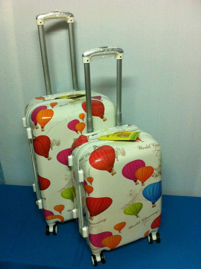 กระเป๋าเดินทาง 24 นิ้ว ลายลูกบอลลูน