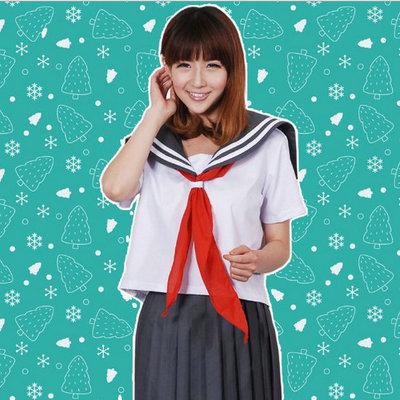 ชุดคอสเพลย์หญิงแฟชั่น NatsumeYuujinchou นัตสึเมะกับบันทึกพิศวง แนวเครื่องแบบ