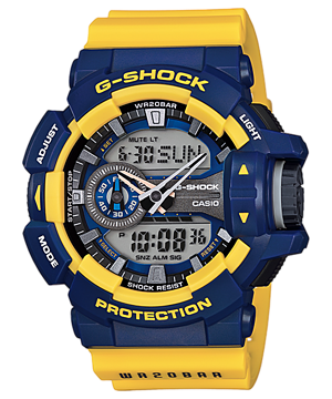 Casio G-Shock Standard Men's Watch รุ่น GA-400-9B