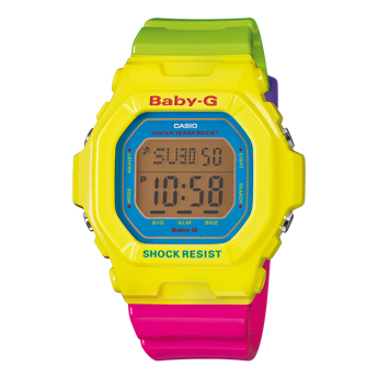 Casio Baby-G รุ่น BG-5607-9