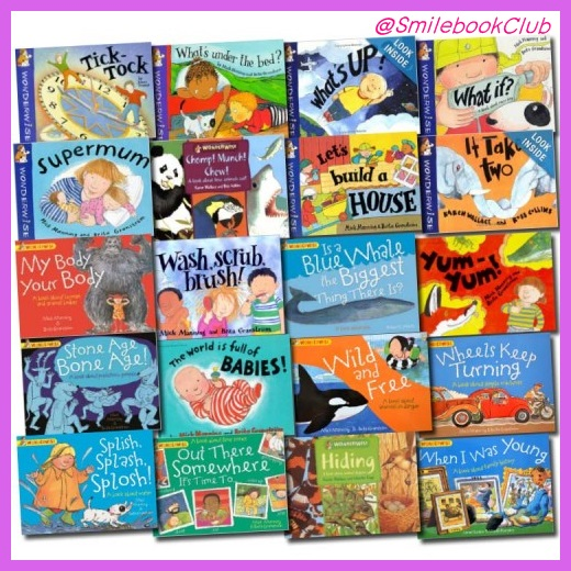 Wonderwise Collection - 20 Books