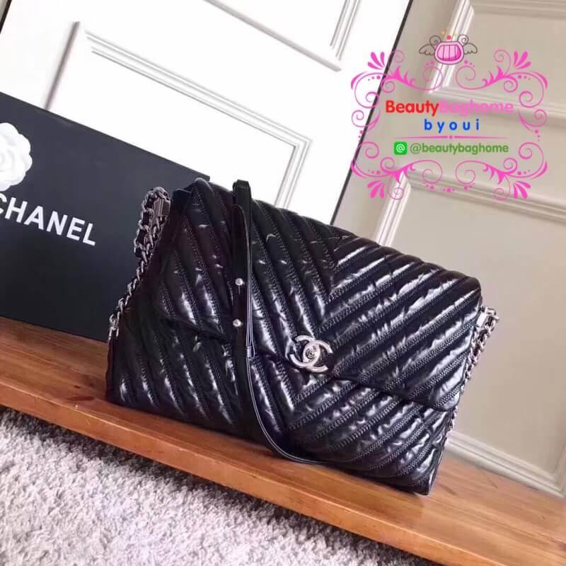 Chanel bag สีดำ งาน Hiend Original