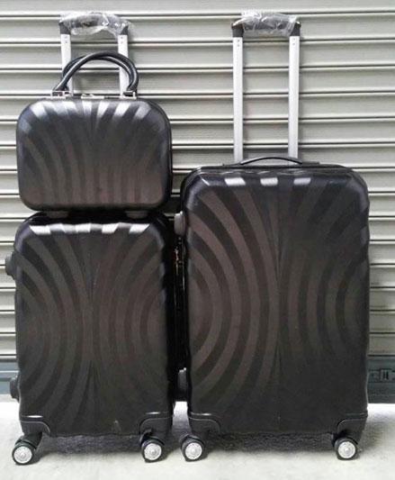 กระเป๋าเดินทางไฟเบอร์ 20 นิ้ว ราคาสุดพิเศษ