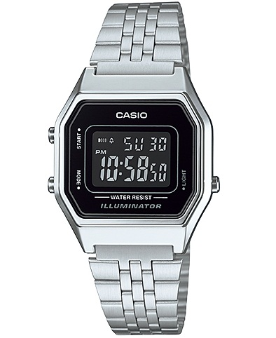 Casio Standard รุ่น LA680WA-1BDF