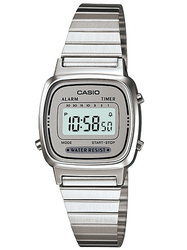 Casio Standard รุ่น LA670WA-7DF