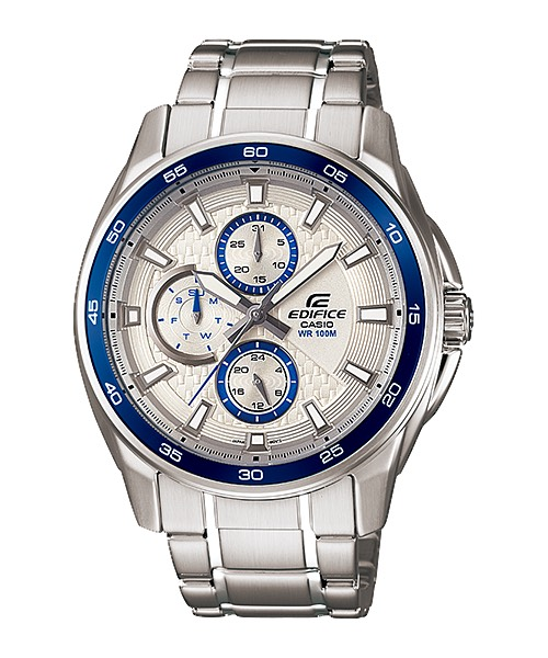 Casio EDIFICE MULTI-HAND รุ่น EF-334D-7AV