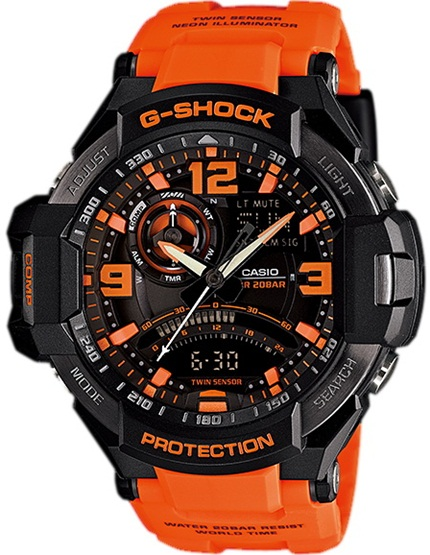 Casio G-Shock รุ่น GA-1000-4ADR